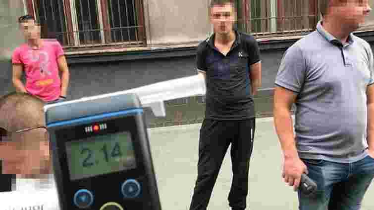 У Львові п'яний працівник СТО викрав позашляховик клієнта і скоїв ДТП