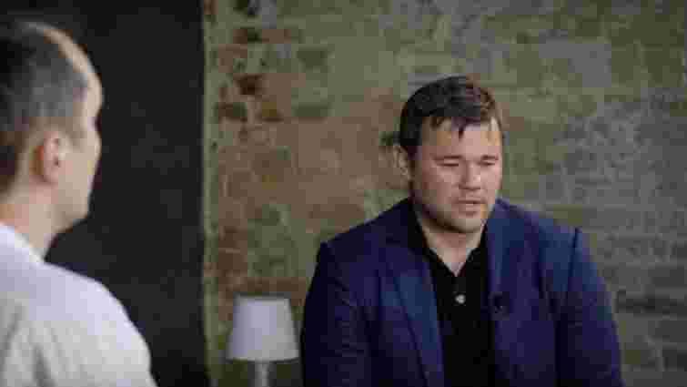 Голова канцелярії Зеленського відсвятував День Конституції на концерті російського артиста