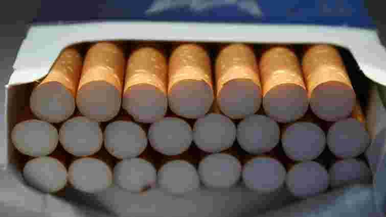 Через зростання акцизу цигарки в Україні подорожчали на 2-3 грн за пачку