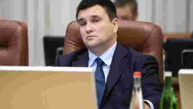 Зеленський вимагає покарати міністра Клімкіна, дипломат у відповідь збирає «політичну команду»