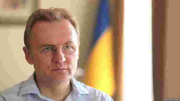 Андрій Садовий назвав присутність «Самопомочі» у Верховній Раді питанням національної безпеки