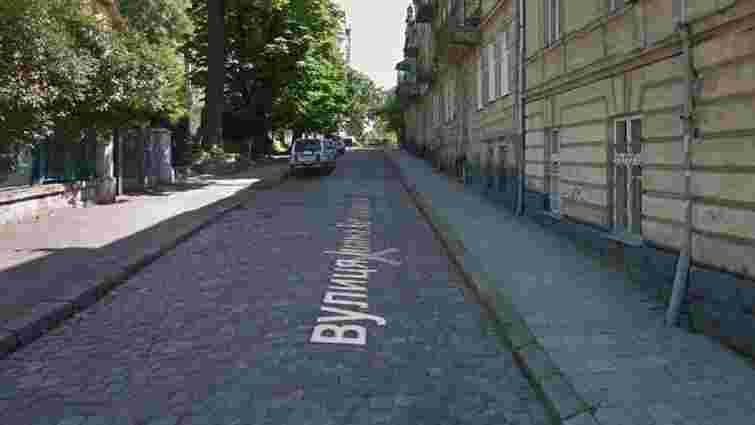 У Львові змінилась організація руху на вул. Нечуя-Левицького та вул. Богуна