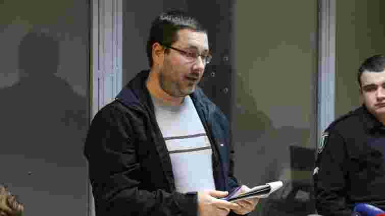 Звинувачений у державній зраді екс-перекладач Гройсмана вийшов з-під варти