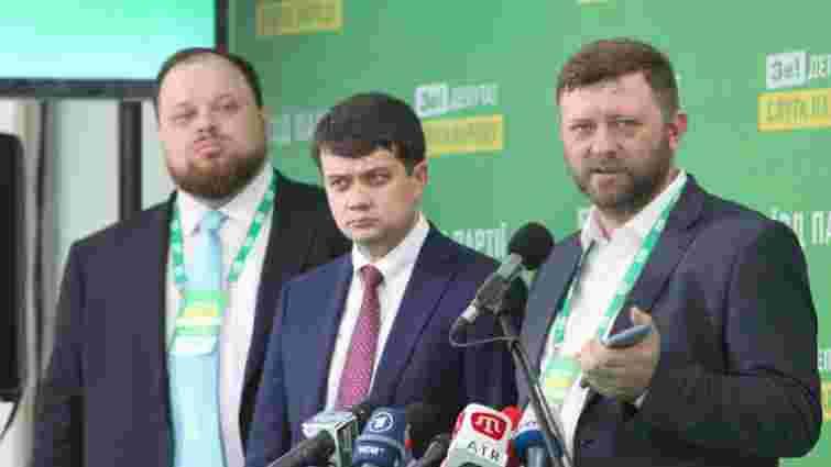 У виборчому списку «Слуги народу» є помічники депутатів,  які працювали в Раді з 2006 року
