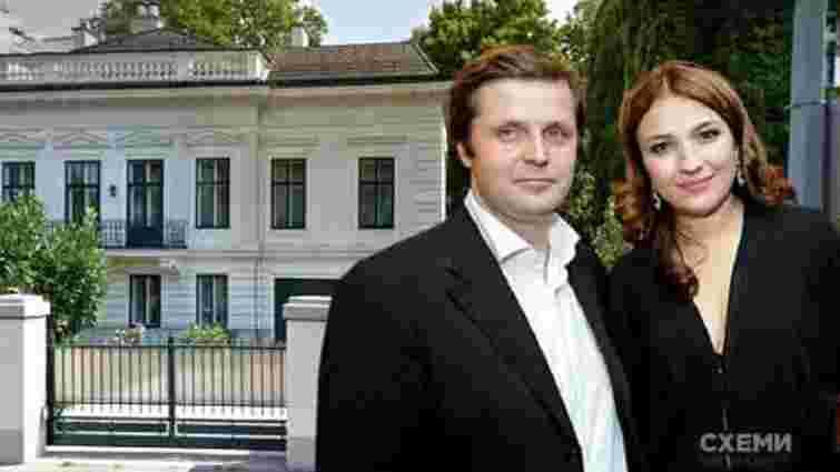 У кандидата від «Слуги народу» знайшли віллу у Відні і кумівство з Медведчуком