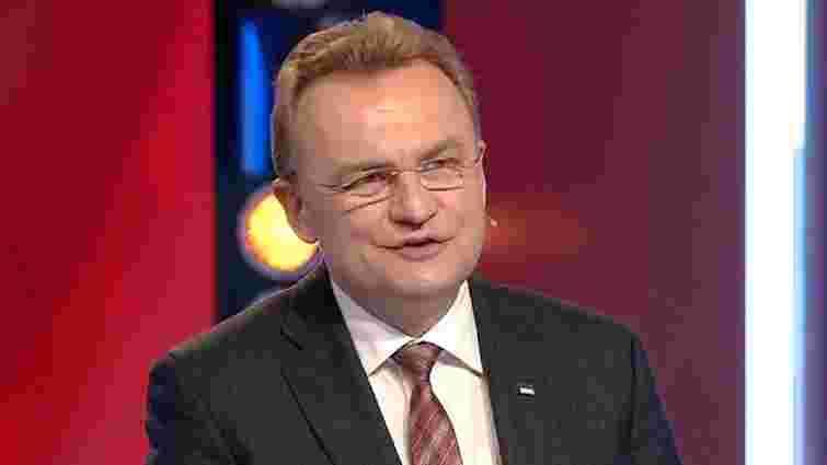 Садовий запропонував націоналізувати чи позбавити ліцензії телеканали Медвечука