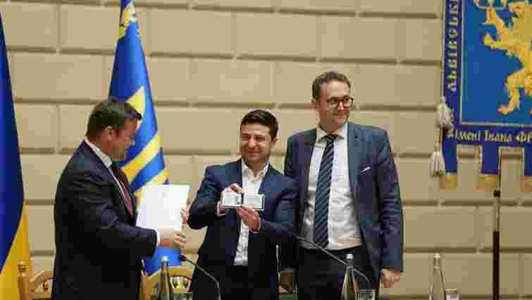 Маркіян Мальський офіційно став головою Львівської ОДА