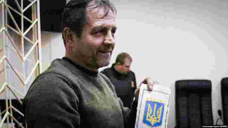 Український політв'язень Володимир Балух припинив голодування