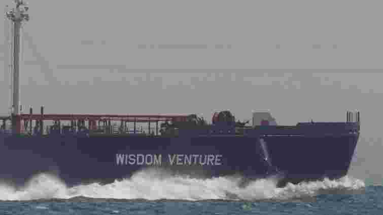 До України вперше прибув танкер з нафтою зі США