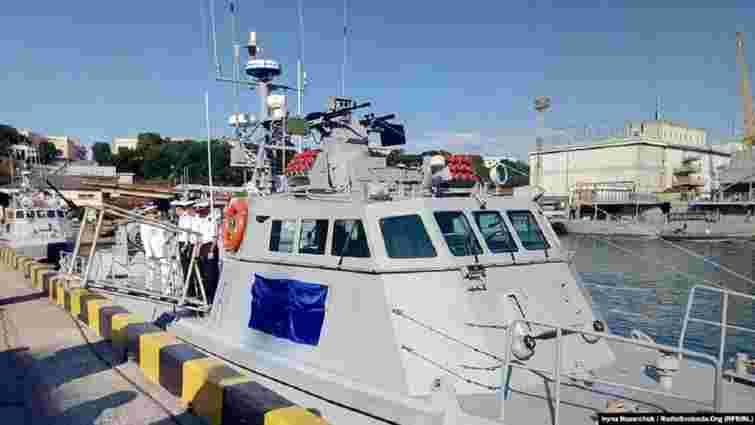 В Одесі показали нові українські десантно-штурмові катери