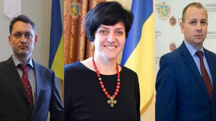 Троє заступників голови ЛОДА написали заяви на звільнення