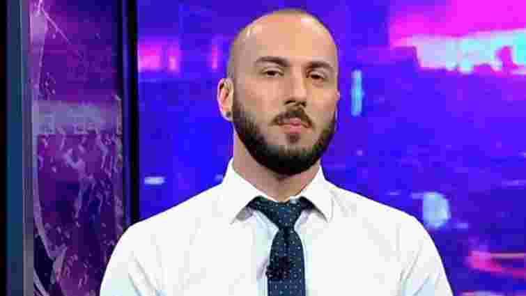Грузинський телеканал не звільнятиме ведучого, який обматюкав Путіна в прямому ефірі