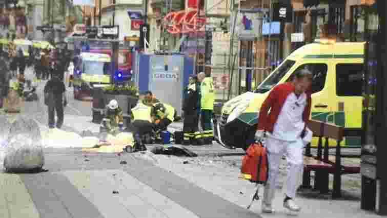 Суд Швеції вирішив депортувати українку, яка втратила ногу під час теракту у Стокгольмі