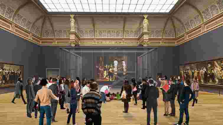 За реставрацією картини Рембрандта можна спостерігати онлайн