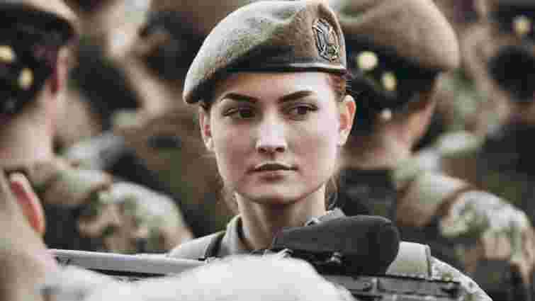 Львівська військова академія вперше дозволила дівчатам вступати на всі спеціальності