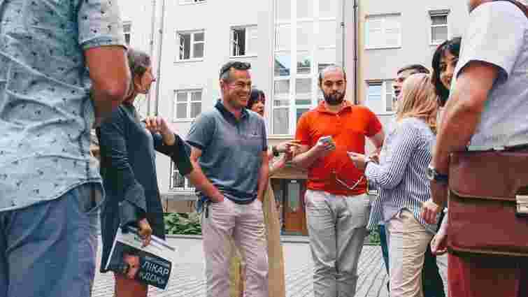 Тарас Кльофа: Лікар. Воїн. Українець.
