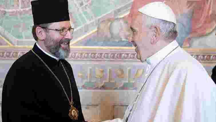 Папа Римський створив Апостольський екзархат для вірних УГКЦ в Італії
