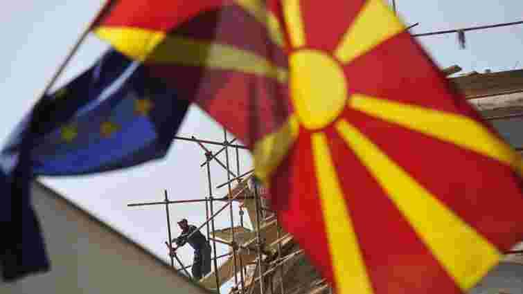 Україна та Північна Македонія уклали угоду про безвіз на постійній основі