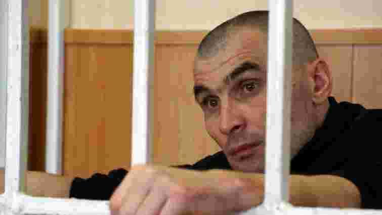 Президент помилував переданого з Росії українського політв'язня Сергія Литвінова