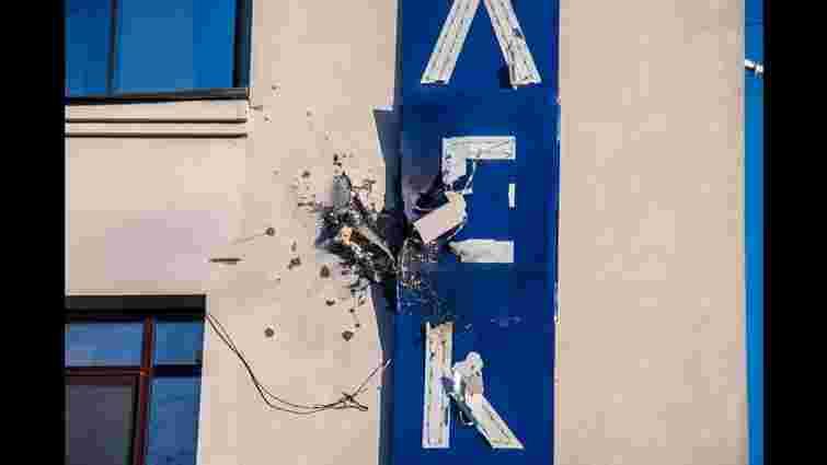 СБУ відкрила провадження через обстріл з гранатомету будівлі телеканалу «112 Україна»