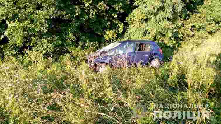 На Житомирщині сталася смертельна ДТП за участю львів'янина
