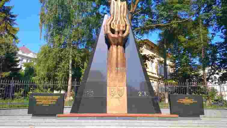 ЛОДА вирішила передати мерії свій пам'ятник героям ЗУНР у Львові