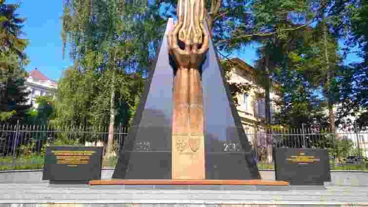 Львівська мерія погодилась забрати  в ЛОДА суперечливий  пам'ятник ЗУНР