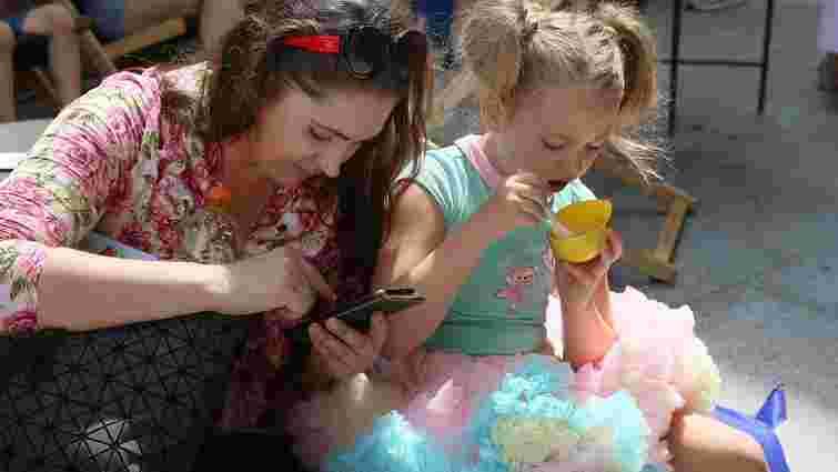 У центрі Львова відбувся фестиваль морозива Lviv Ice Cream Festival