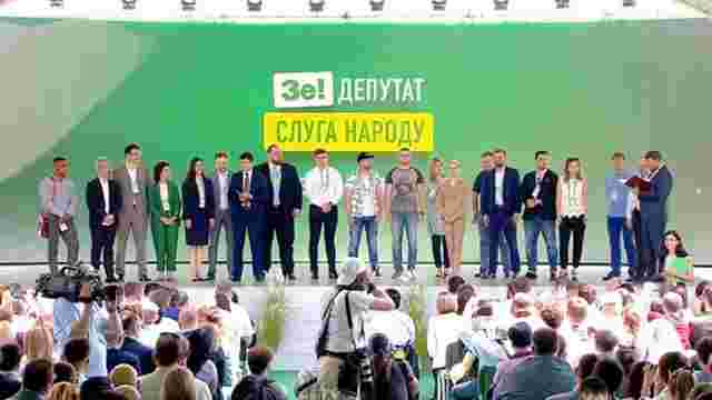 Кандидати від «Слуги народу» перемагають на всіх мажоритарних округах у Києві