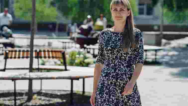 Сихівська активістка перемогла на виборах в окрузі №115