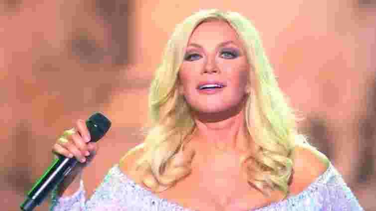Співачка Таїсія Повалій вперше з 2014 року дасть концерт у Києві