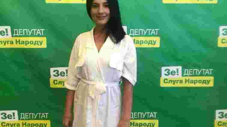 У Раду від «Слуги народу» пройшла дочка продюсера «Ліги сміху», яка має бізнес у Криму