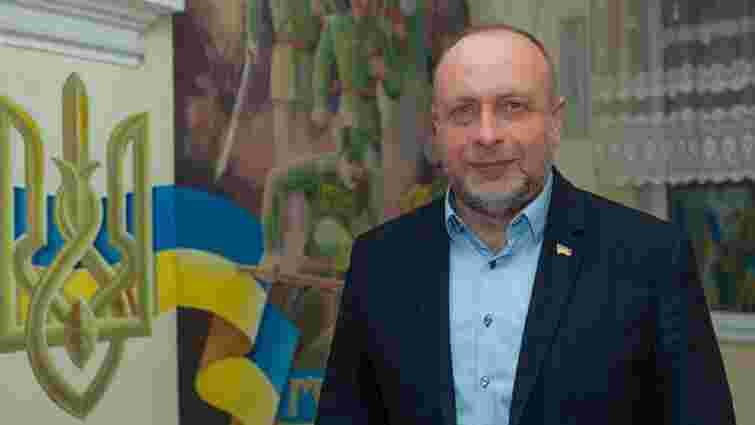 Андрій Кіт виграв вибори в окрузі №126 з центром у Стрию