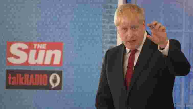 Новий прем'єр Великої Британії оголосив про запланований вихід країни з ЄС 31 жовтня
