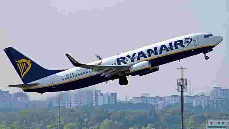 Лоукостер Ryanair підняв тарифи на пріорітетну посадку і перевезення малого багажу