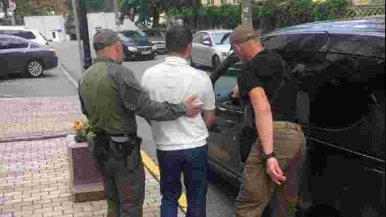 НАБУ затримало заступника екс-начальника поліції Одещини, який переховувався від слідства