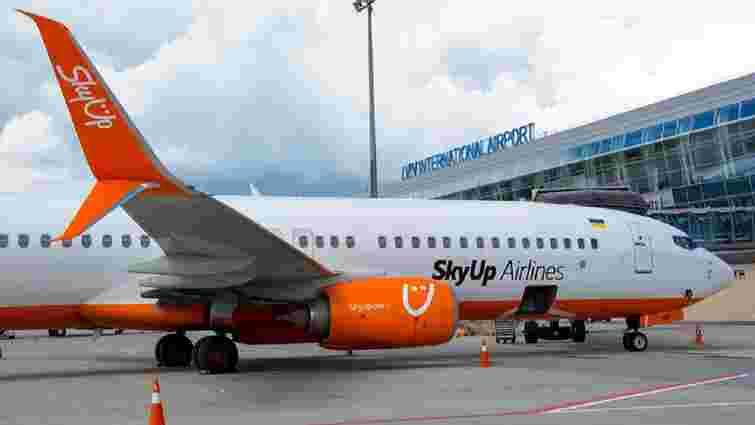 SkyUp оголосив про запуск рейсу зі Львова до Праги