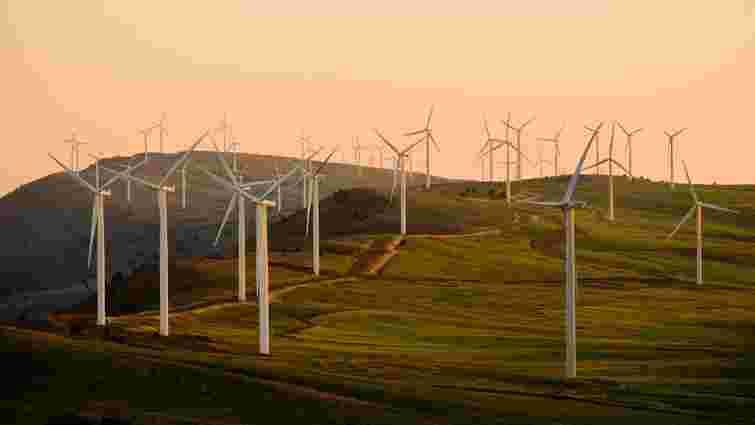 Україна увійшла до топ-5 країн Європи за темпами встановлення вітроелектростанцій