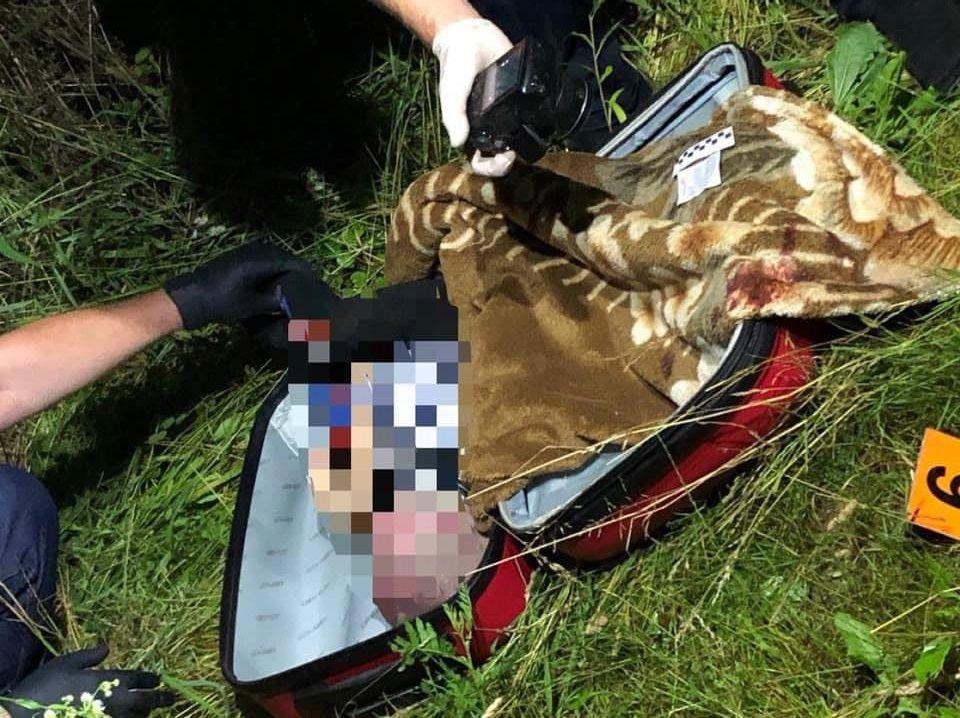 Валізу з тілом дитини знайшли наприкінці червня  перехожі в Чернівцях