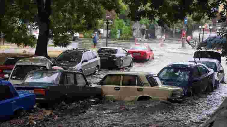 Одеса та країни Балкан постраждали від потужного циклону зі зливами і буревієм