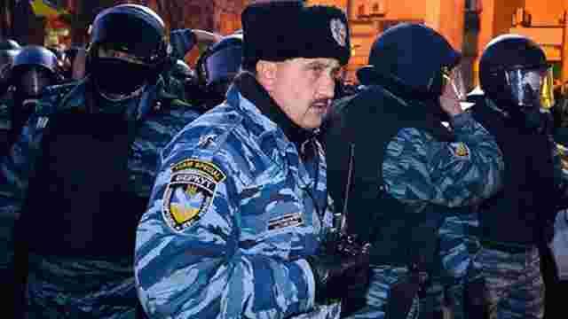 Екс-командир з київського «Беркуту» взяв участь у розгоні протестувальників у Москві