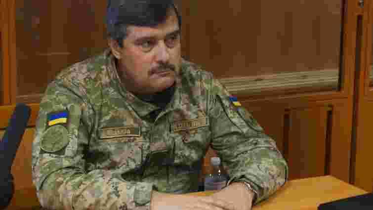 Причетний до збиття українського Іл-76 генерал Назаров подав рапорт про звільнення