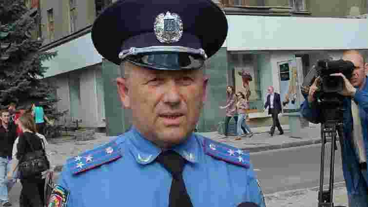 З полковника міліції зняли звинувачення за розгін Майдану в Харкові за терміном давності