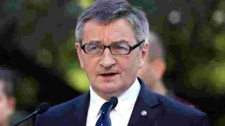 Спікер Сейму Польщі йде у відставку через зловживання польотами урядовим літаком