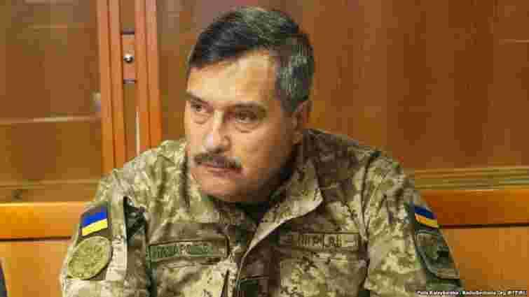 Обвинуваченого у катастрофі військового Іл-76 у Луганську генерала Назарова звільнили зі ЗСУ