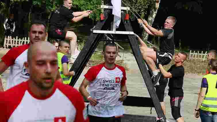 Майже 800 бігунів взяли участь у забігу з перешкодами Race Nation у Львові