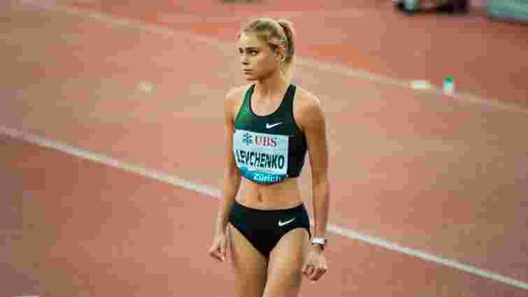 Українська легкоатлетка здобула золото командного чемпіонату Європи
