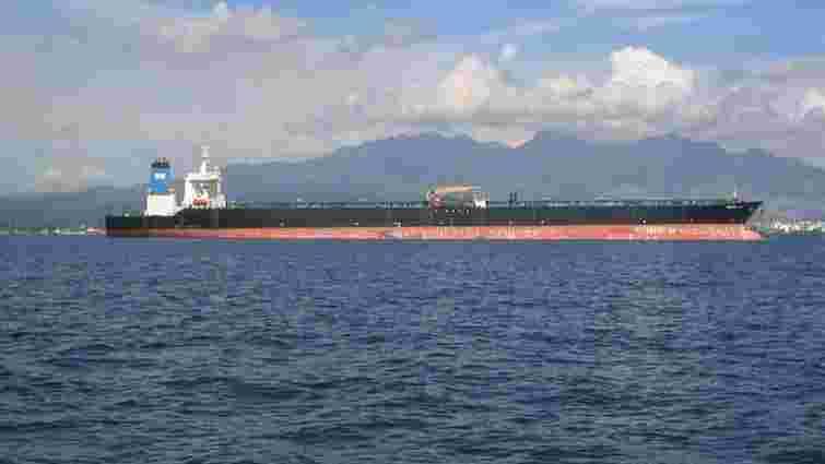 Ґібралтарський суд звільнив іранський нафтовий танкер з українцями