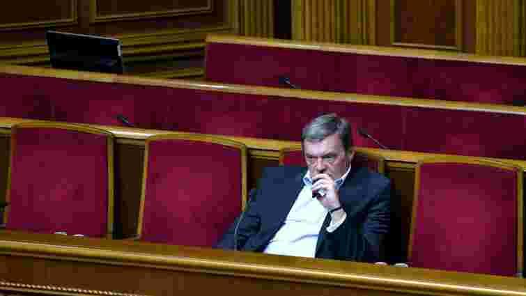 Суд заарештував Юрія Гримчака на два місяці з правом внесення застави в 6 млн грн