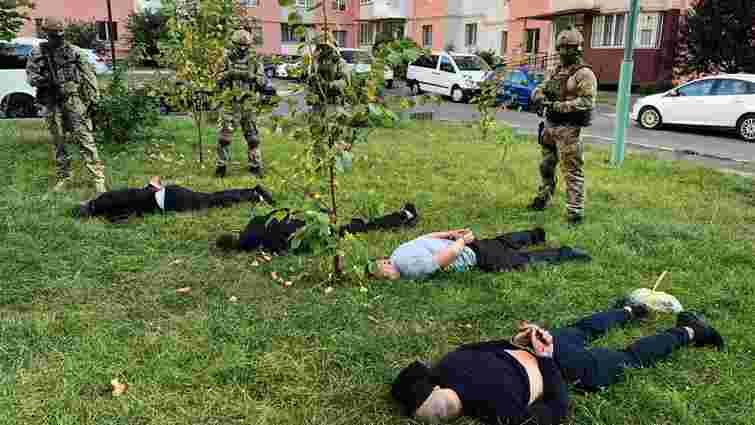 У Києві затримали угруповання, яке грабувало елітні квартири на території кількох областей